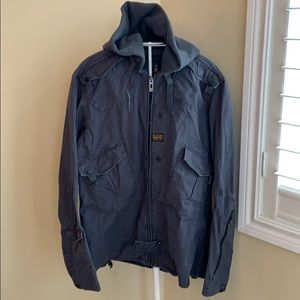 G-Star Men's XL Raw Demin Jacket